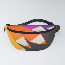 Rainbow Pencils Fanny Pack