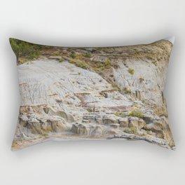 Badlands, Theodore Roosevelt NP, ND 16 Rectangular Pillow