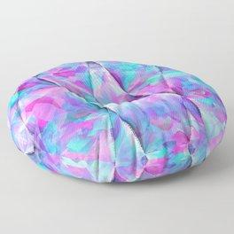 Ripping geometrics..... Floor Pillow