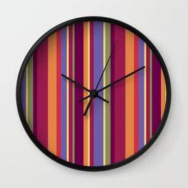 Stripe Marly Wall Clock