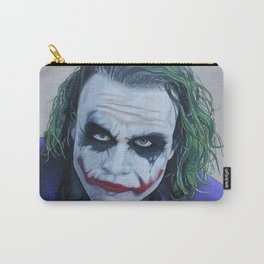 Heath Ledger's Joker Carry-All Pouch