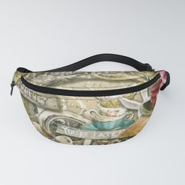 Tea Party Fanny Pack