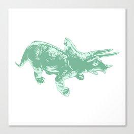 Toyceratops Canvas Print