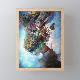 Adhyasa Framed Mini Art Print