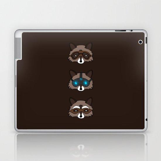 Raccoons Laptop & iPad Skin