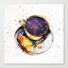 A cup of space Canvas Print