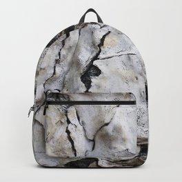 bark abstact no4 Backpack
