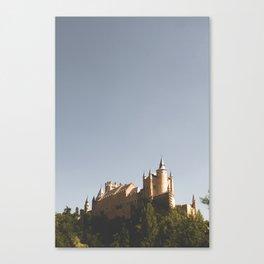 Alcázar Canvas Print