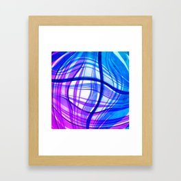 Abstract Vivids Framed Art Print