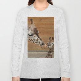 Giraffe 002 Long Sleeve T-shirt