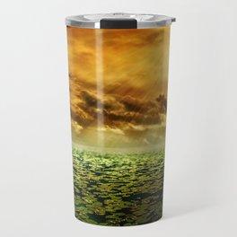 Sun beam Travel Mug
