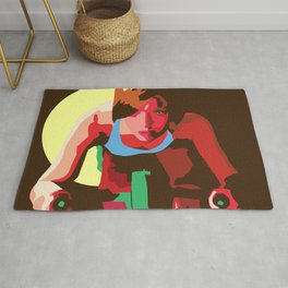 Spin Class Rug