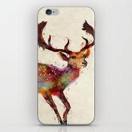 Oh deer ! iPhone Skin