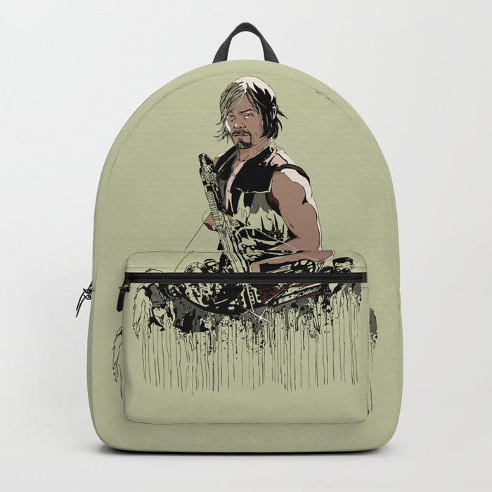 Daryl Dixon Backpack