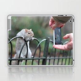 Posing Squirrel Laptop & iPad Skin