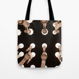 LACMA Lights Tote Bag