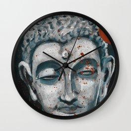 Siddhartha Gautama Wall Clock