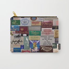Matchbooks Carry-All Pouch