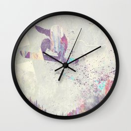 Explorers IV Wall Clock