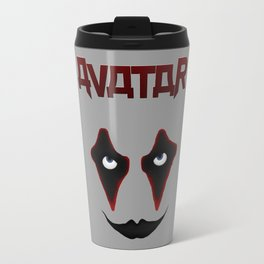 Avatar Stage Facepaint/Makeup Travel Mug