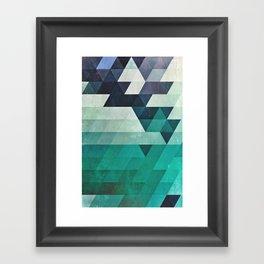 aqww hyx Framed Art Print