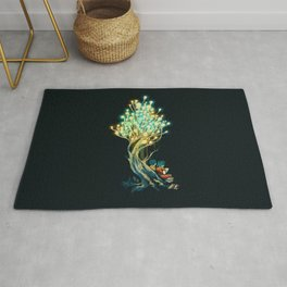 ElectriciTree Rug