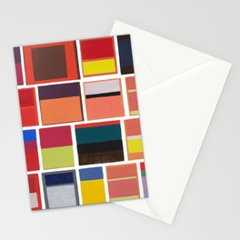 Mark Rothko Collage Stationery Cards