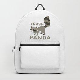 Raccoon Funny Backpack