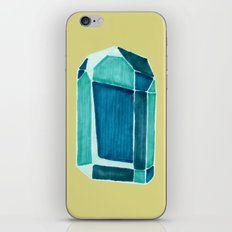 water crystal. iPhone & iPod Skin