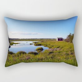 Marshy Meadows Rectangular Pillow