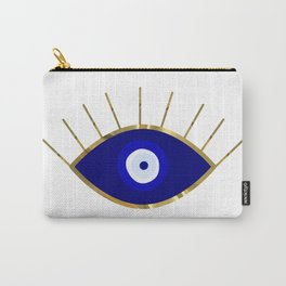 I See You Evil Eye Carry-All Pouch