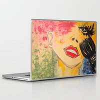 make up Laptop & iPad Skins featuring make up by BNK Design