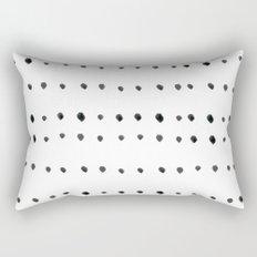 Modern boho dot Rectangular Pillow