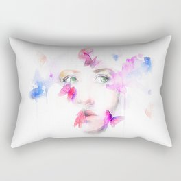 TEARS BEAUTIFY II Rectangular Pillow