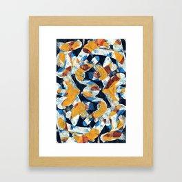 Pattern № 7 Framed Art Print
