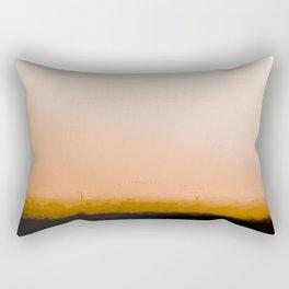 The Old City Rectangular Pillow
