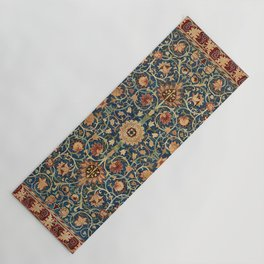 William Morris Floral Carpet Print Yoga Mat