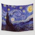 Vincent Van Gogh Starry Night by artgallery