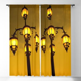 Street Lights Blackout Curtain