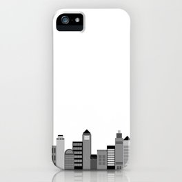 City Skyline iPhone Case
