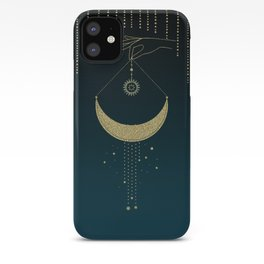 The Magic Of The Moon  iPhone Case