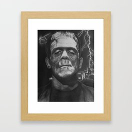 My Name is Legion; For We are Many Framed Art Print
