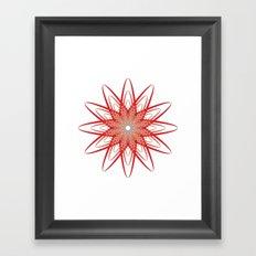 The Nuclear Option Framed Art Print