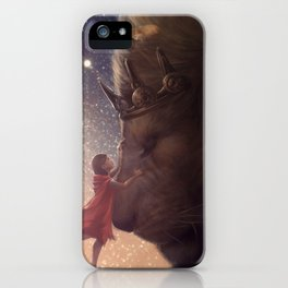 Deform to form a Star iPhone Case