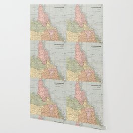Australia Map Wallpaper.Australia Wallpaper Society6