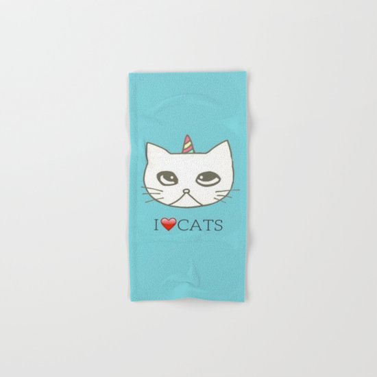cat-102 Hand & Bath Towel