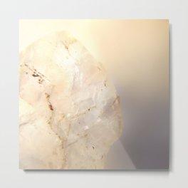 crystal /Agat/ Metal Print