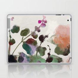floral abstract summer autumn Laptop & iPad Skin