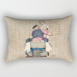 I hope this will be the right one Rectangular Pillow