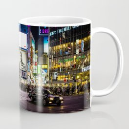 Shibuya Crossing Coffee Mug
